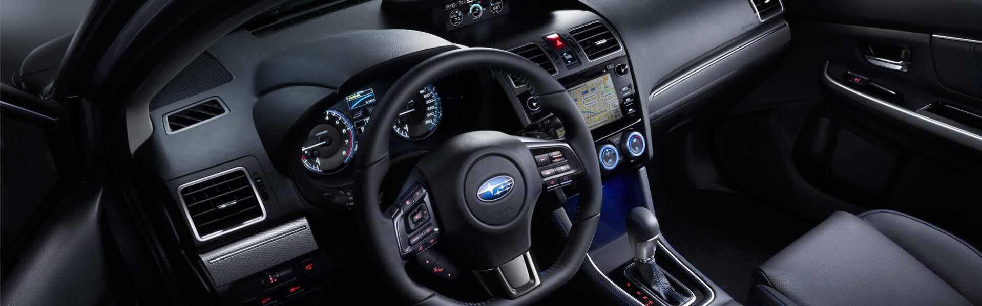 Subaru - modernste Cockpits mit EyeSight