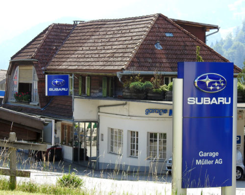 Garage Müller AG - Ihr 4x4 Spezialist im Niedersimmental