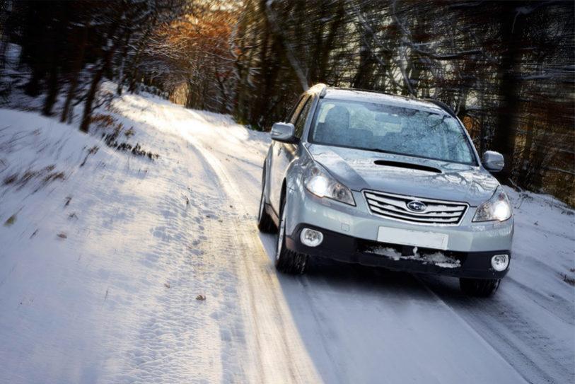 Fahrzeug Wintercheck
