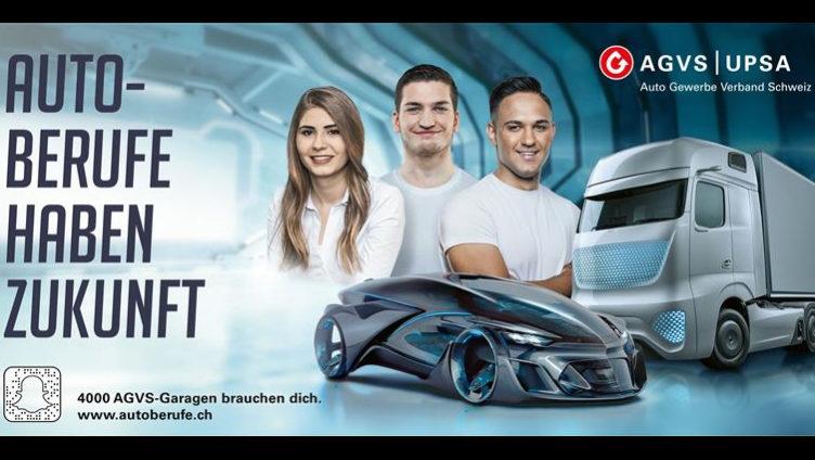 Automobile Berufe haben Zukunft