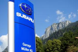 Wir sind Subaru