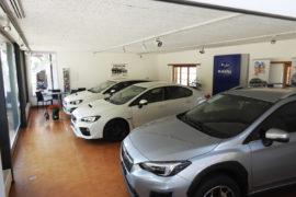 Autoaustellung in Erlenbach