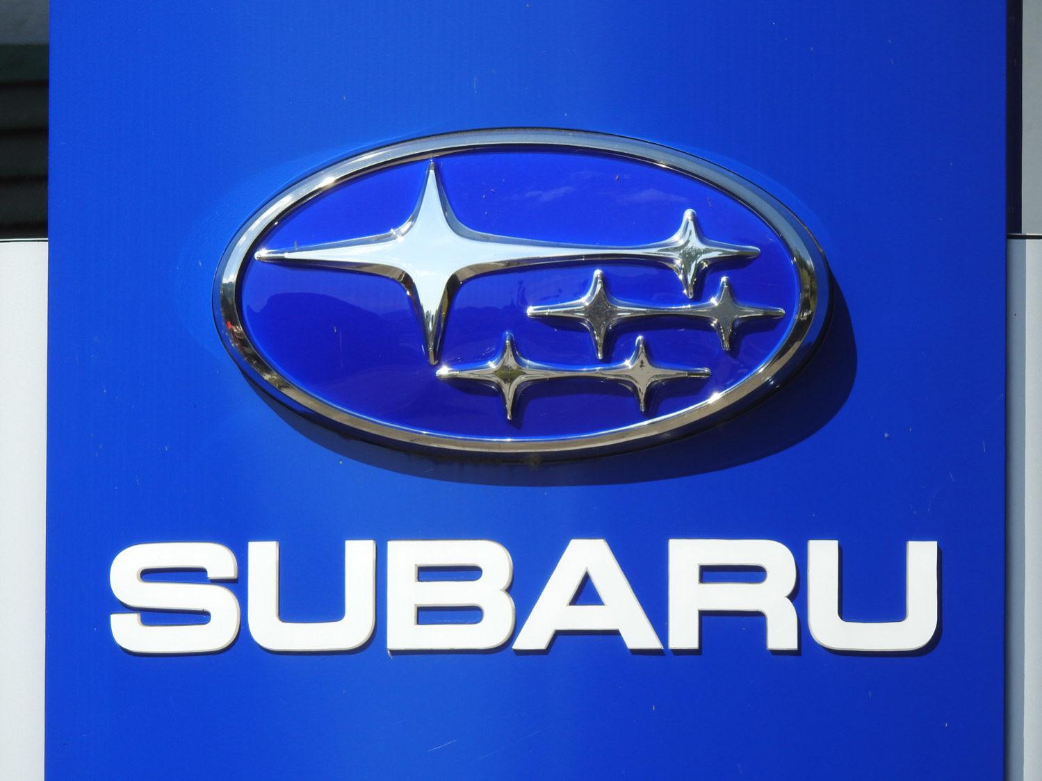Wer an Subaru denkt, denkt an Garage Müller