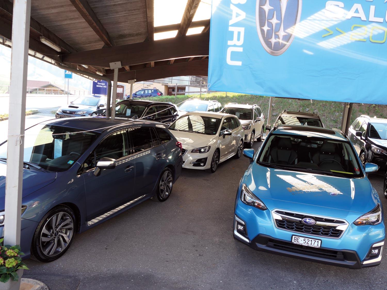 Garage Müller Erlenbach - immer Neuwagen und Occasion für Sie an Lager